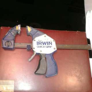 IRWIN QUICK - GRIP