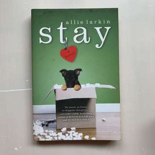 Stay Book