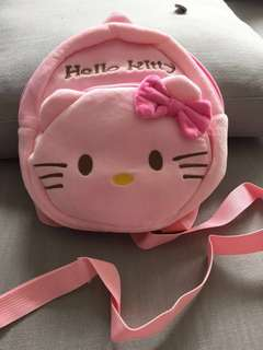 Hello Kitty kids bag with strap