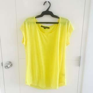 Kamiseta Yellow Shirt