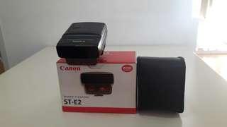 Canon St - e2 speedlite transmitter
