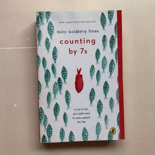 Book: Counting By 7s