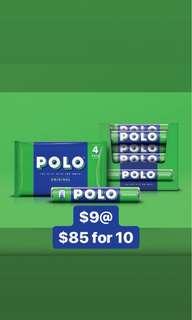 Polo Mints 寶路薄荷糖 34g