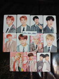 [WTS FAST] BTS 4th muster mini photocard