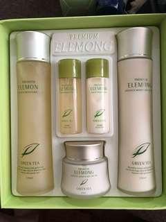 Elemong moisturizer set