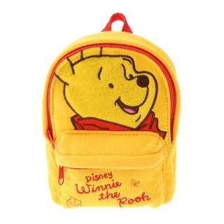 Japan Disneystore Disney Store Pooh Backpack type Pencil Pen Case
