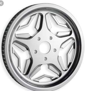RevTech chrome wheel