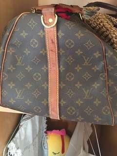 正品 LV行李袋