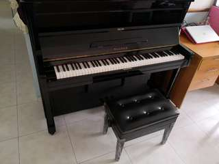 CLEARANCE SALE German Acoustic Upright Piano Wagner [MADE IN JAPAN] *original price $3500*