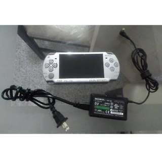 Playstation Portable (PSP) Icy Silver
