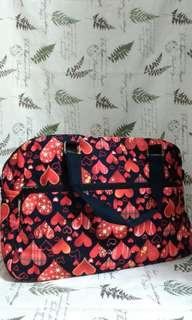 [全新出清]大容量✩手提布包