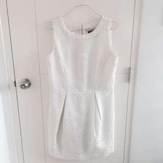 CLN Ivory Dress
