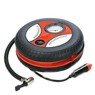 Car Air Compressor 12V Auto Inflatable Pumps Electric Tires Inflaters 260psi