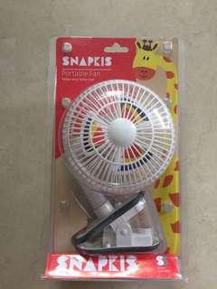 Snapkis Portable Stroller Fan