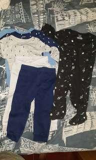 Carter's , Child of mine(carter's) Onesies, pajama