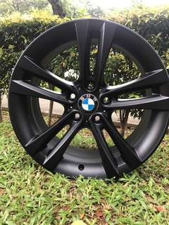 18in PCD 5-120 Original BMW 4 Series Rims On Offer Sale