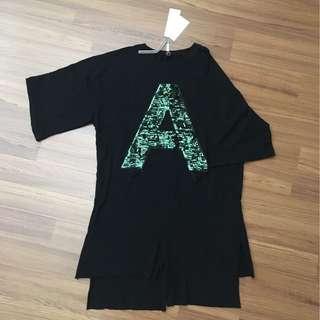 Black basic dress #july50