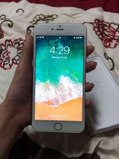 iPhone 6s plus rosegold 64gb gpp (negotiable)