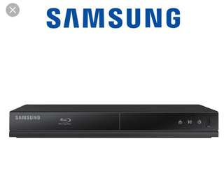 Samsung Blu-ray Player!!! Cheapest in Singapore!!!