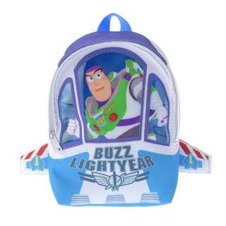 Japan Disneystore Disney Store Buzz Lightyear Backpack type Pencil Pen Case