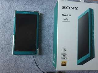 Sony Walkman A35