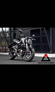 Honda CB300R Exmotion
