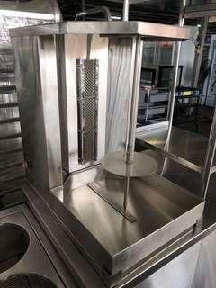 Stainless steel KEBAB machine Roaster