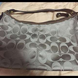 Coach Sling Pouch (used)