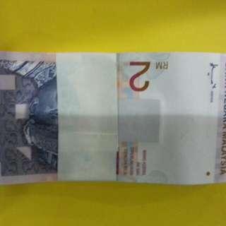 MALAYSIA RM2 UNC