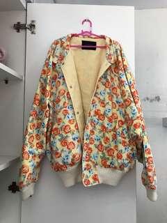 Vintage Oversized Jacket