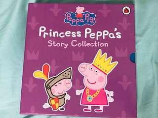 Princess Peppa's Story Collection