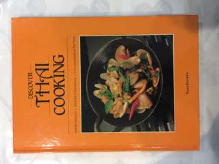 Book on Thai cuisine