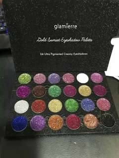 Glamierre Dold Sunset Eyeshadow Palette