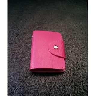信用卡冊 (可放24張卡)