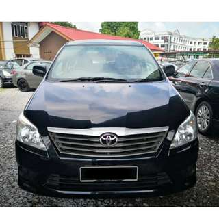 TOYOTA INNOVA 2.0E MANUAL 2011