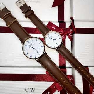 DW Watch Couple