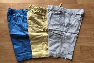 Celana Pendek Merek Net