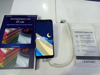 KREDIT Samsung A6+ cashback 500k Tanpa kartu kredit