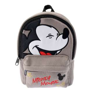 Japan Disneystore Disney Store Mickey Mouse Backpack type Pencil Pen Case