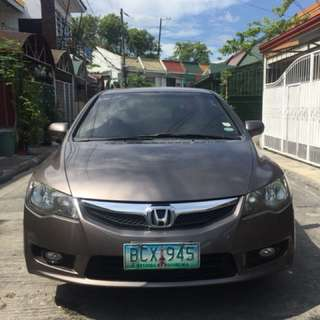 Honda Civic 1.8s 2009