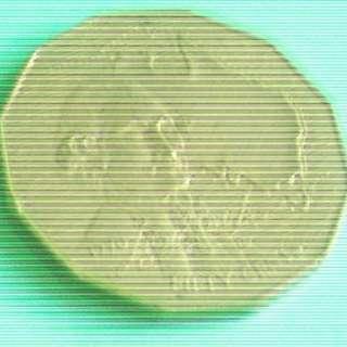 1 Australian Coin