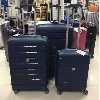 阿豪 意大利品牌 RONCATO 初階版 MODO系列 深藍色 29寸 行李箱
