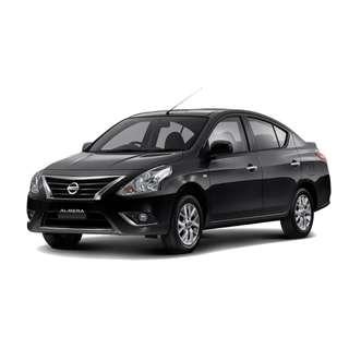 Nissan Almera for Private Hire