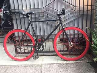 Sepeda Fixie Murah!!