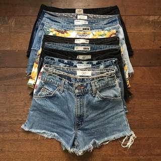 Shorts Overload!