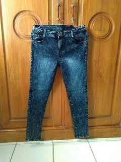 Jeans chanel size 32