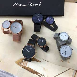 Bering Couple Watches