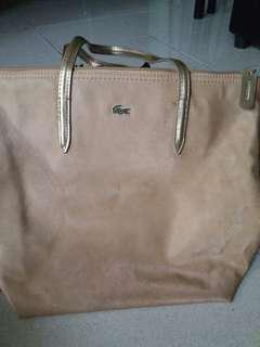 Lacoste replica bag