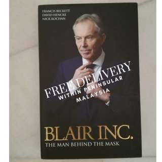 Blair Inc. The man behind the mask (FREE Delivery)