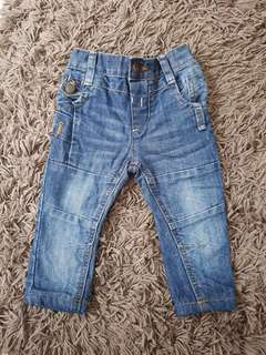 Jeans baby mothercare